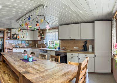 Wohnfamilie Melanie - Küche
